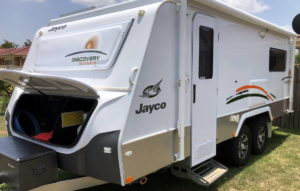 OKAJARO Caravan and Trailer Engineering ATM Upgrades